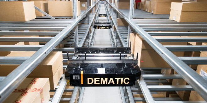 DEMATIC TO IMPLEMENT AUTOMATED BUFFER SYSTEM FOR MEAT PROCESSOR