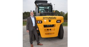 Hyundai Construction Equipment Europe appoints new Director for Material Handling Europe