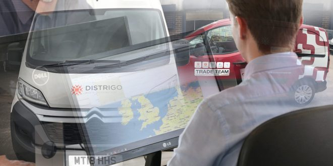 Maxoptra Software Streamlines Car Part Deliveries
