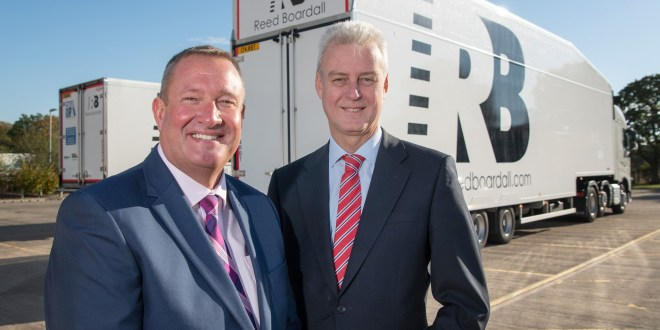 Reed Boardall invests in another 30 bespoke refrigerated semi trailers from Gry & Adams