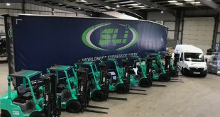 Reliable GRENDiA forklifts a stone-cold certainty for SLi