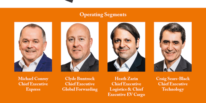 EV Cargo confirms executive appointments and management changes