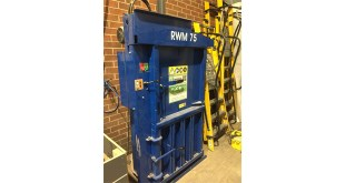 Furniture manufacturer invests in Riverside Waste Machinery baler