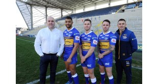 Leeds Rhinos score for auto engineering firm sm uk