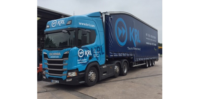 MULTI NATIONAL LOGISTICS FIRM DELIVERS 1M GBP FLEET INVESTMENT