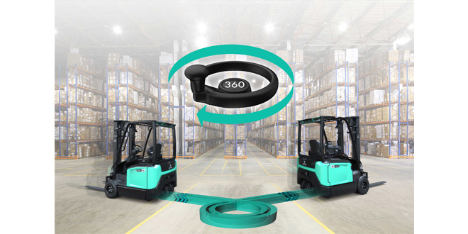 Mitsubishi Forklift Trucks 48-volt electrics in the running for three FLTA Archies