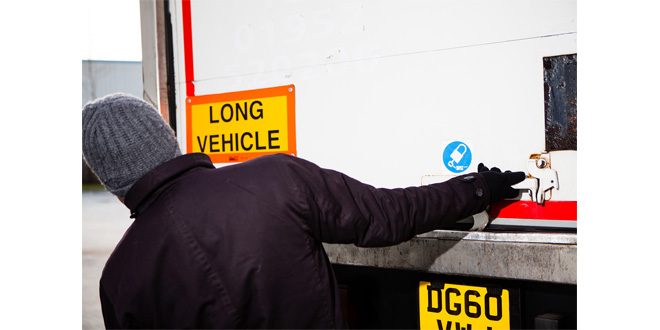 RTITB launches Counterterrorism Course to keep LGV drivers safe