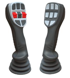 Curtiss-Wright joysticks