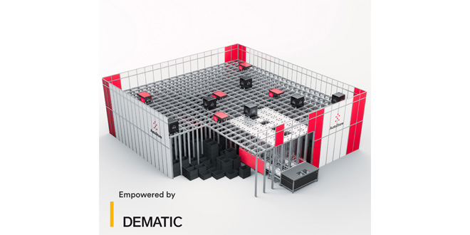 Dematic widens portfolio with AutoStore Black Line technology
