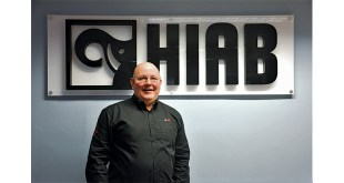 Hiab appoints Ian Mitchell as new managing director