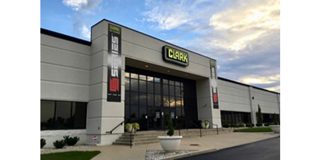 Clark invests over 4 million US-Dollar in the US headquarters in Lexington