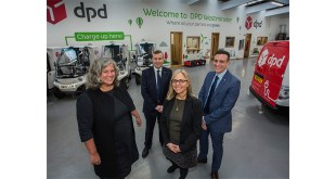DPD backs Mayor and TfL plan for London freight and announces 3rd micro depot