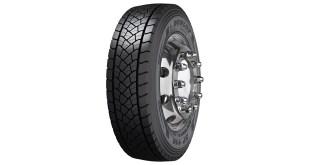 Dunlop Launches SP346 & SP446 Truck Tyres
