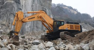 Hyundai Construction Equipment Europe launch six brand new models at Bauma