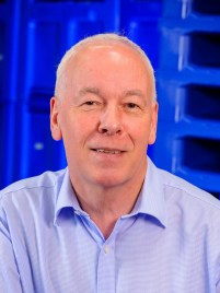 Jim Hardisty Managing Director of Goplasticpallets.com