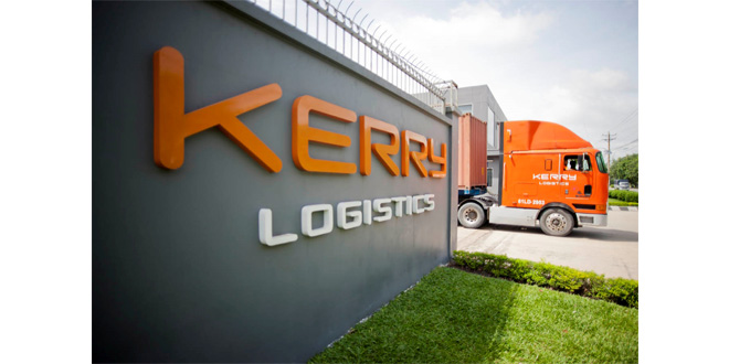 Kerry Logistics Network Records Double Digit Rise in Turnover