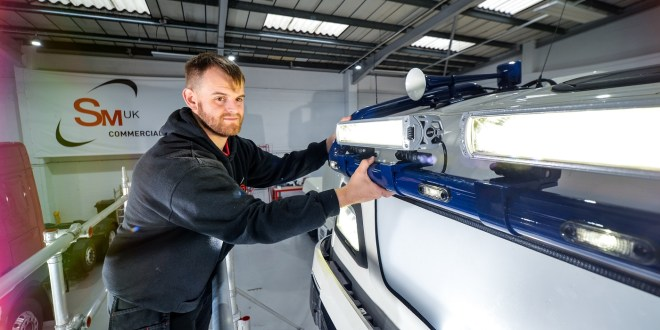 Leeds auto engineering firm SM UK expands apprenticeship programme