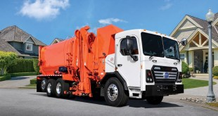 BYD Electric Refuse Truck to Serve Carson