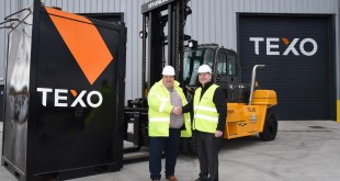 Bear Handling sign deal with engineering giant TEXO through Forklift supply