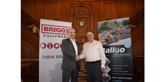 Briggs Equipment acquires Balloo Hire Centre Ltd
