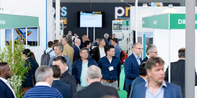 Plastics Recycling Show Europe Opens in Amsterdam Next Week