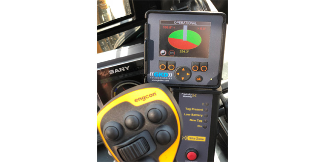 Nasco Load Indicators makes Plantworx debut with 'One Stop Shop' Demo Machine