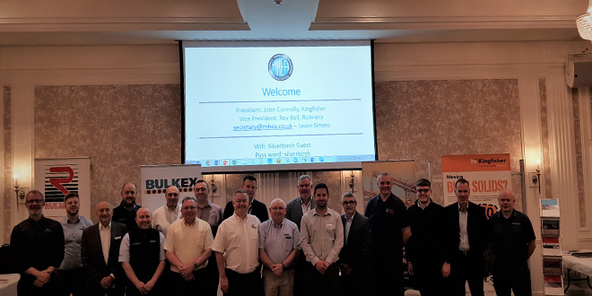 Meet the MHEA in Northern Ireland success bodes well for BULKEX 2019