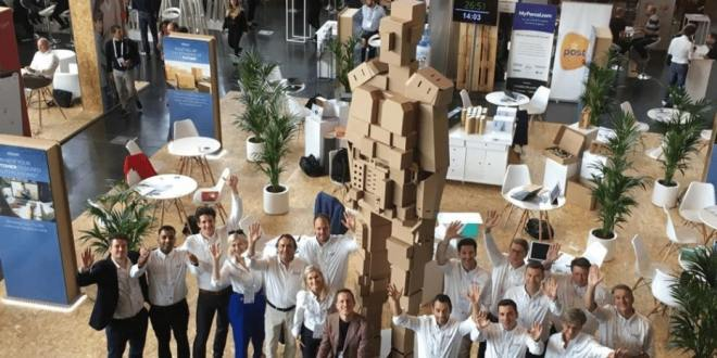 Smurfit Kappa recognised as 'most respected brand' and sustainability leader at Deliver 2019