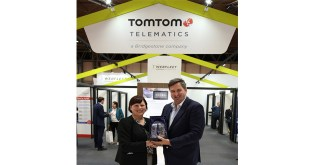 TomTom Telematics wins award for commitment to ethical selling