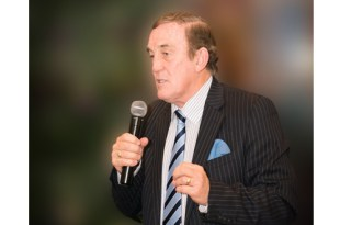WELSH RUGBY LEGEND THE STAR GUEST AT FTA WELSH LOGISTICS LUNCH