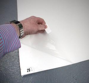 sticky step mat