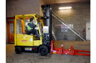 Distillery lift trucks get vapour aware with Pyroban