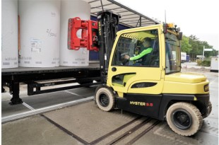 HYSTER EUROPE TAKES 360-DEGREE INDUSTRY SOLUTIONS TO IMHX 2019