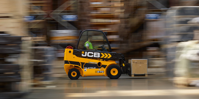 How greater forklift operator visibility can enhance warehouse safety
