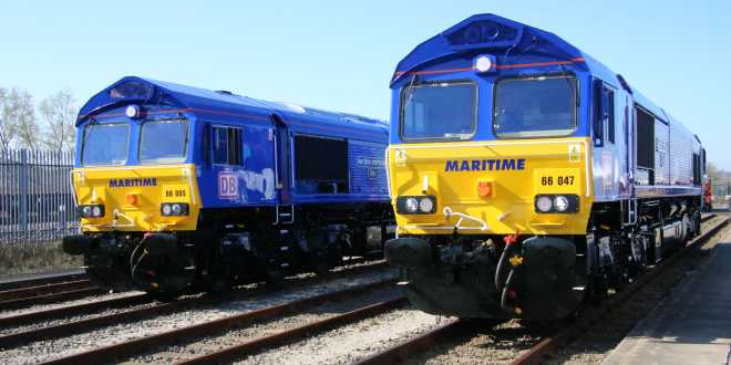 Maritime Intermodal One & Two