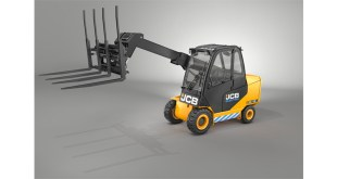 See JCB new electric-powered Teletruk at IMHX 2019