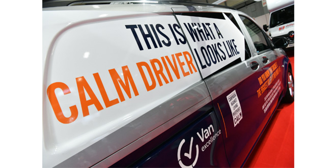 VAN EXCELLENCE WINS AWARD FOR DRIVER MENTAL HEALTH CAMPAIGN