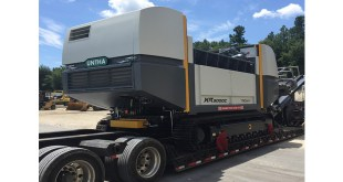 Geocycle North America takes delivery of new UNTHA XR waste shredder in South Carolina