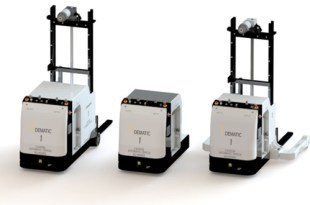 MODULAR AGV PLATFORM OFFERED IN MULTIPLE FORMATS