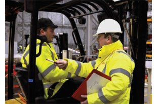 Mentor launch new Managing Forklift Training Operations e-learning course