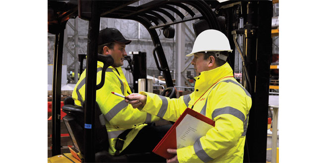Mentor launch new Managing Forklift Operations e-learning course
