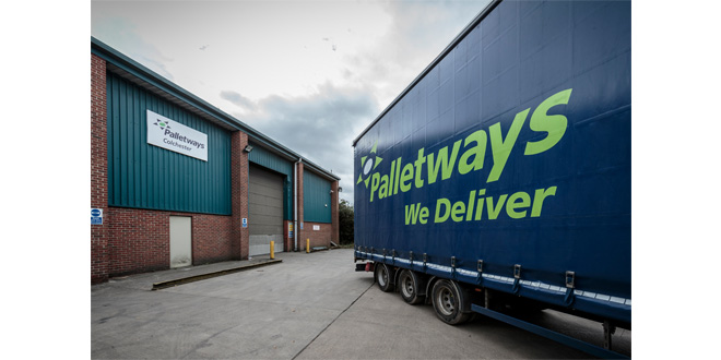 A FRESH START FOR PALLETWAYS IN COLCHESTER