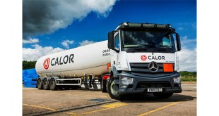 Gas leader Calor embraces a new flame by ordering 30 Mercedes-Benz trucks
