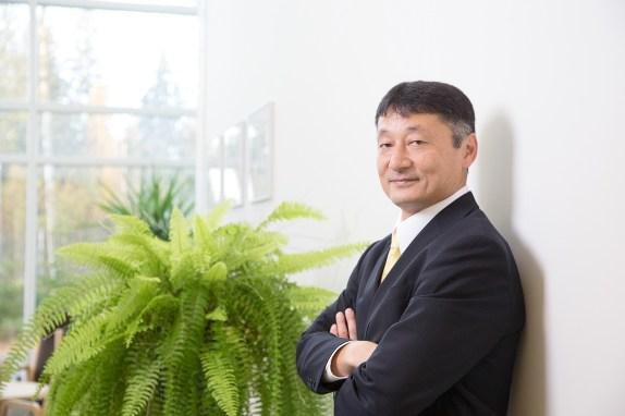 Masatoshi Wakabayashi CEO of Cimcorp Oy
