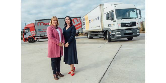 Moody Logistics calls for increase in driver apprenticeships as part of 'Love the Lorry' week