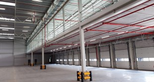 P&O FERRYMASTERS OPENS NEW 17000 SQUARE METER WAREHOUSE FACILITY IN ROTTERDAM