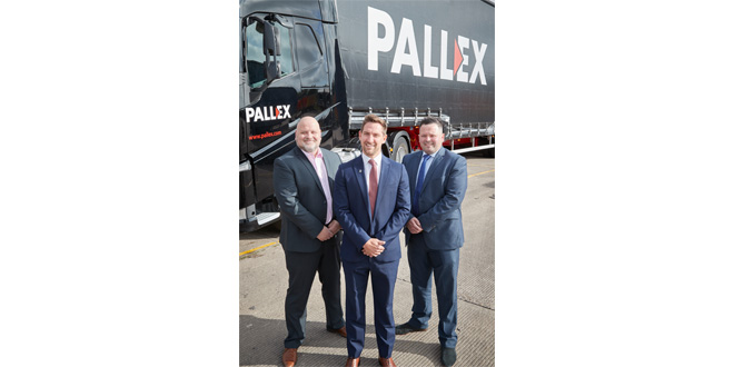 Pall-Ex Selects Microlise for Telematics and Camera Solution
