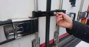 TrailerLock keeps it safe for Tarrant International