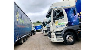 All-time highest investment for Powys transport firm Speed Welshpool