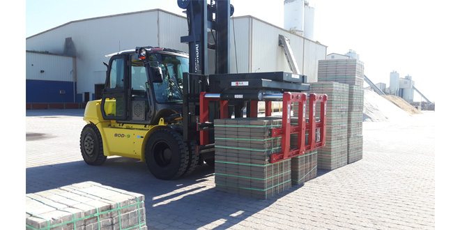 B&B Attachments exhibits at the third edition of ICCX Middle East 2019